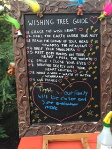 Wishing Tree Guide