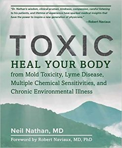Toxic: Heal Your Body book cover