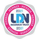 2021 LDN Research Trust Member Badge